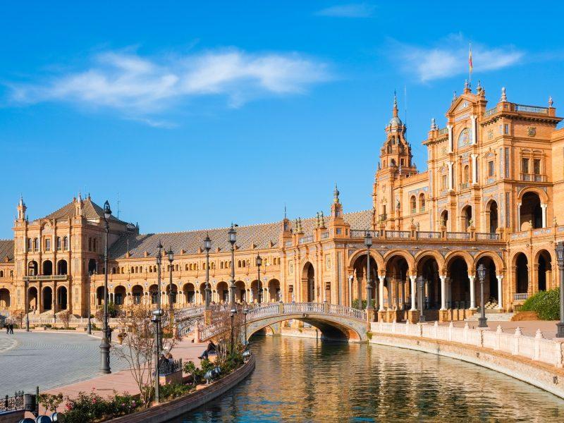 Croisière villes culturelles d'Espagne