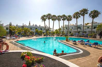 Hôtel Club Marmara TUI Playa Blanca