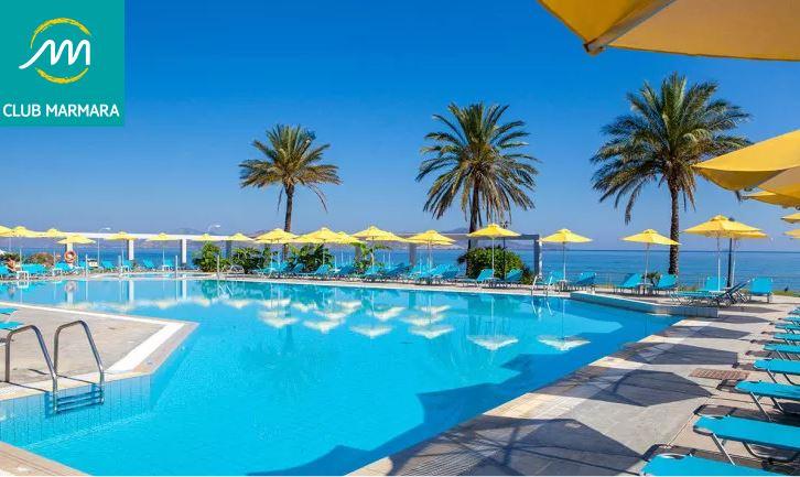 Club vacances TUI en Grèce
