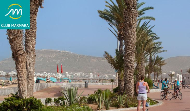 Club vacances Agadir au Maroc