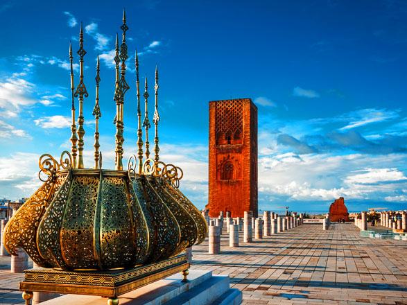 Croisière au Maroc