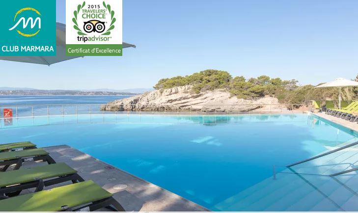 Hôtel club Grèce par TUI