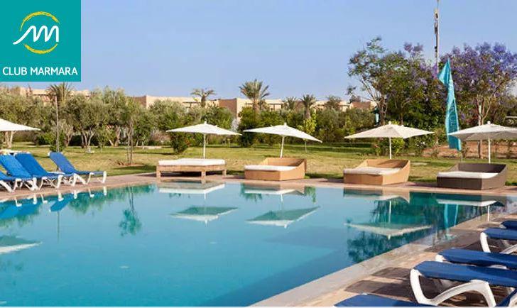Hôtel club exotique au Maroc