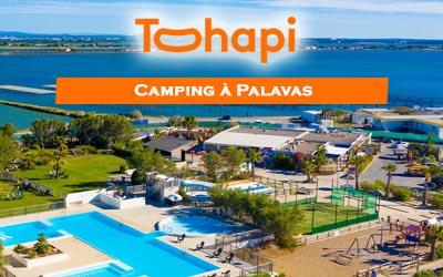 Tohapi Palavas Camping